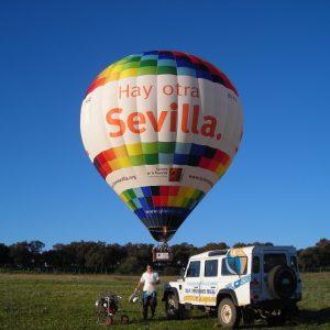 Pasaje de Vuelo en Sevilla – Adulto